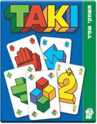 טאקי - משחק הפרעת קשב וריכוז